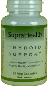 SupraHealth Thyroid Supplement Review