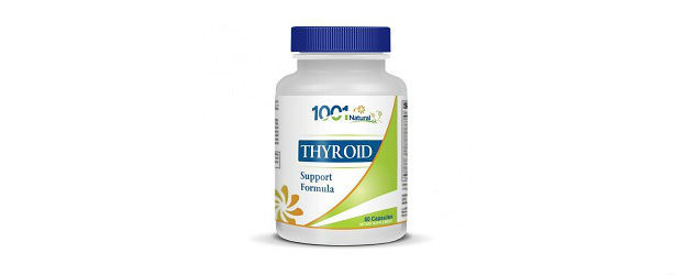 1001 Natural Thyroid Support Formula Review 615