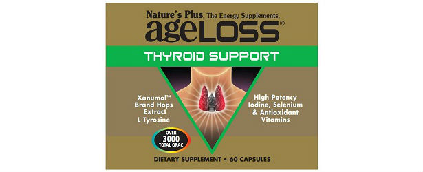 AgeLoss Thyroid Support Review 615