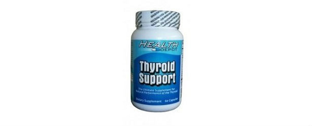 Health Depot Thyroid Support Review615