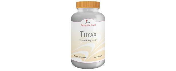 Progressive Health Thyax Review 615
