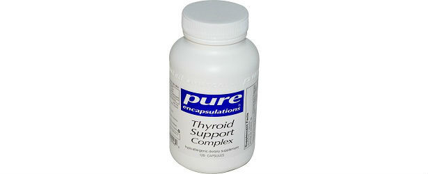 Pure Encapsulations Thyroid Support Complex Review615