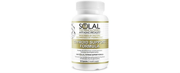 SOLAL Thyroid Support Formula Review615