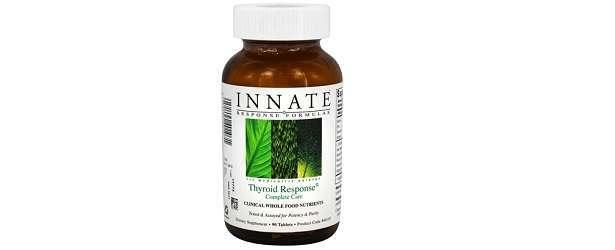 Innate Response Formulas Thyroid Response Complete Care Review615